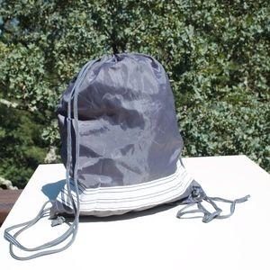 Converse Bags - Converse Gray White Drawstring Bag